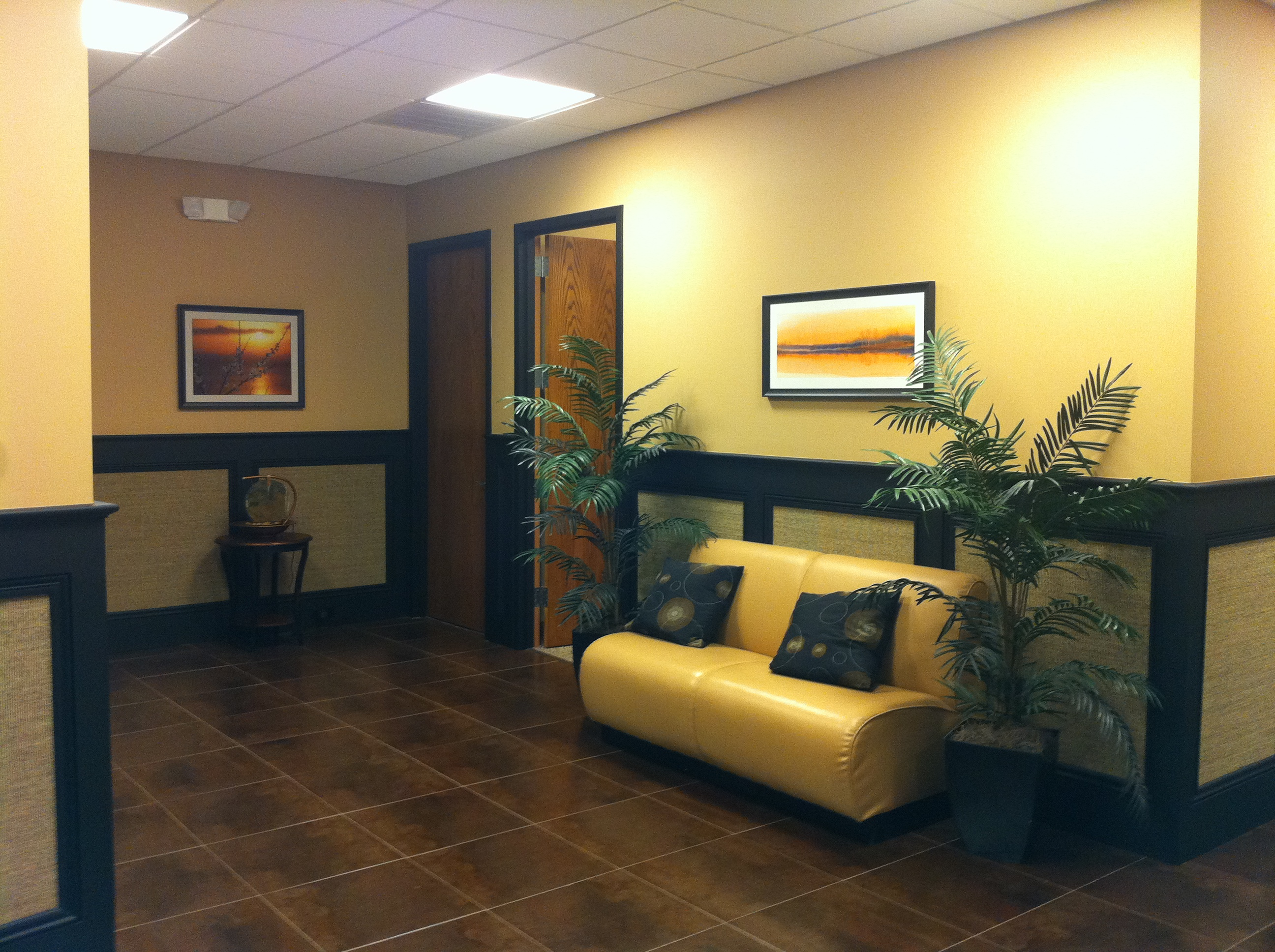 Reception Furniture and Waiting Room Furniture