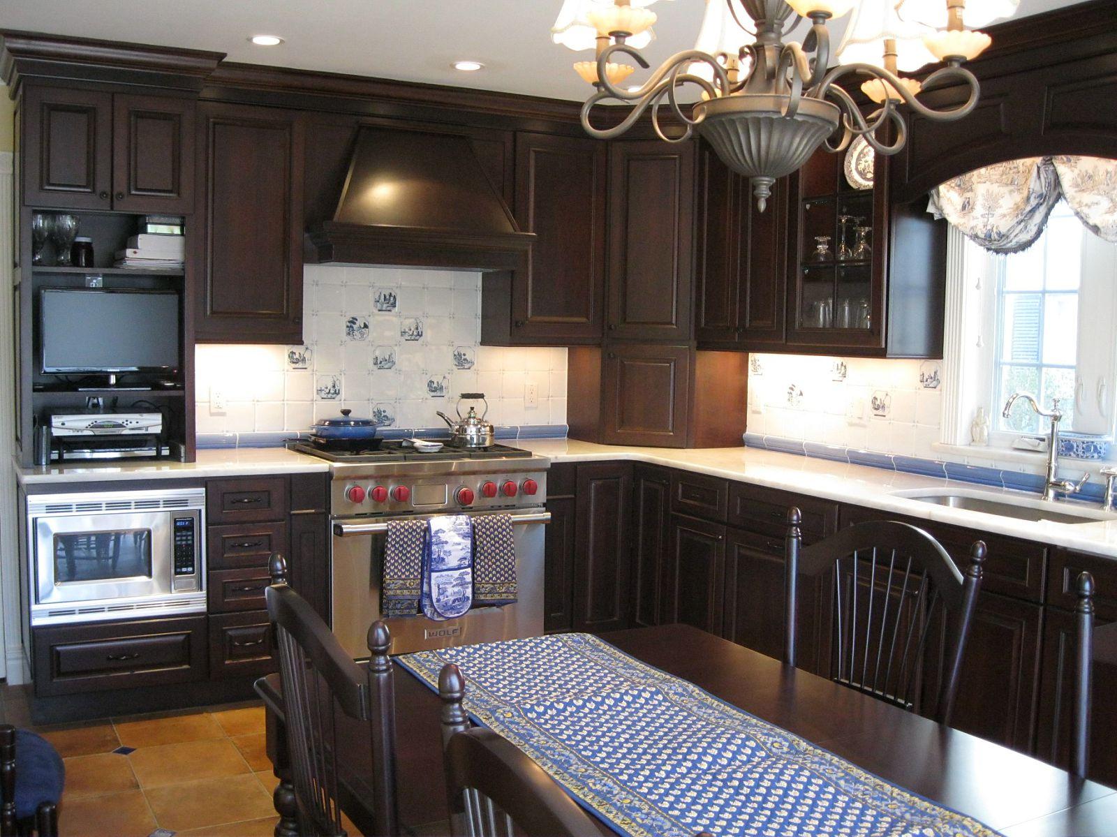 Custom Cabinetry Toni Sabatino Style