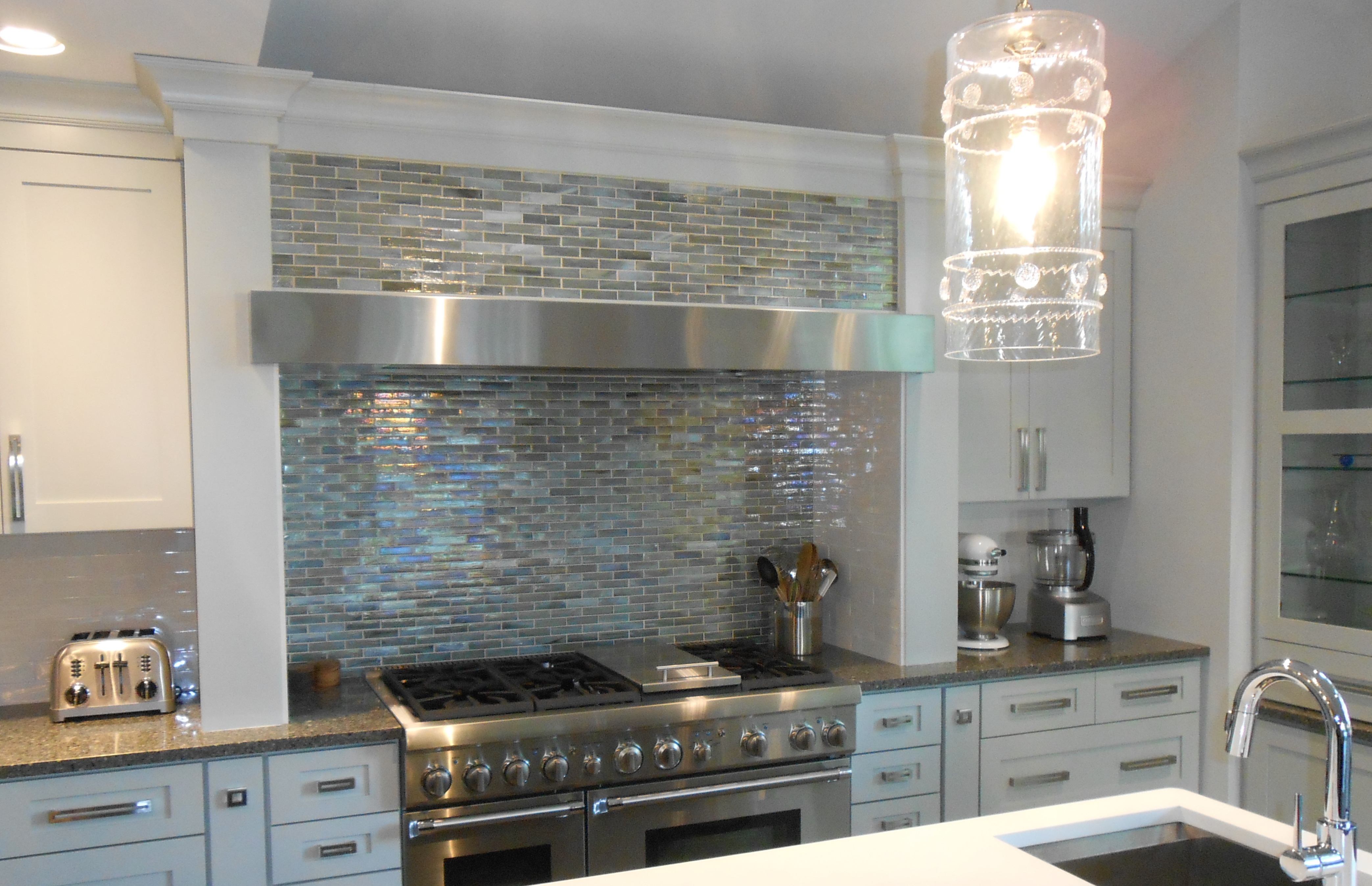 Houzz kitchen backsplashes top kitchen trends for 2016 glass tile backsplashes by