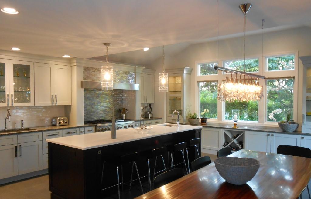 Eat in kitchen toni sabatino style for Dream kitchen ideas