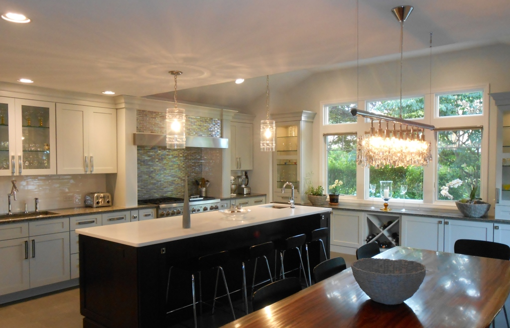 Eat in kitchen toni sabatino style for Dream kitchens